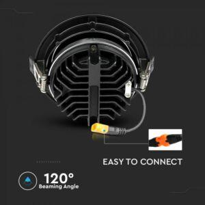 20W billenthető LED mélysugárzó Samsung chip 4000K - PRO20055